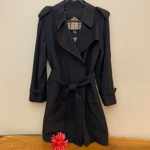 Burberry London Caro Belted Trench Coat